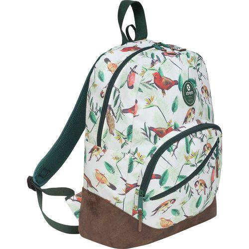 Mochila Xtrem Boomerang 809 Backpack Birds Blossom