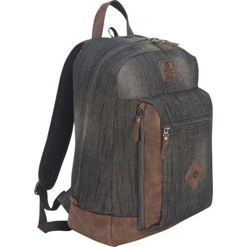 Mochila Xtrem Force 806 Backpack Denim Black