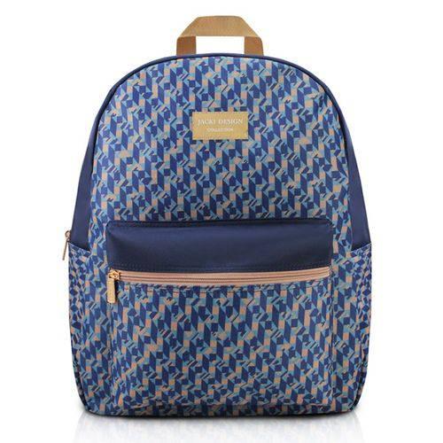 Mochila Azul Jacki Design
