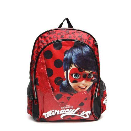 Mochilas Costas Miraculous Super (grande) - Pcf Global
