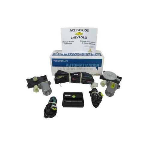 Modulo Automatizador Vidros Eletricos 245000 Original Cruze 2012 a 2016