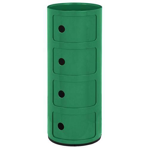 Módulo Castelli 4 Andares - Verde