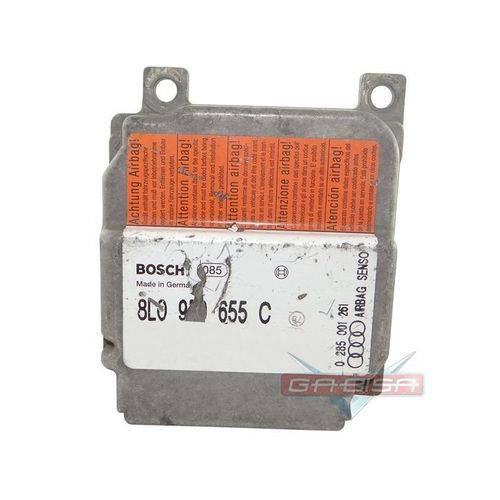 Modulo Central D Air Bag Cod 8l0959655c P Audi A4 98 Á 01