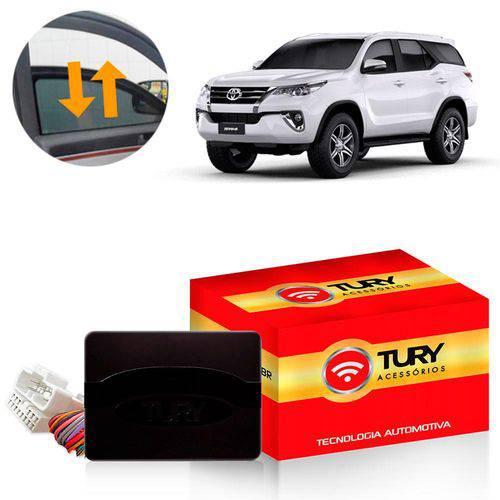 Módulo de Vidro Tury Plug & Play Hilux, SW4 4 Portas PRO 4.77 DB