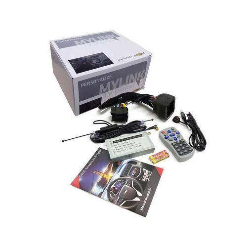 Modulo Receptor Tv Digital para Kit Multimidia Mylink Gm Genuino Ori Prisma /cobalt /onix /spin /s10