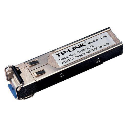 Módulo Sfp Bi-direcional Tp-link Wdm 1000 Base-bx Tl-sm321a