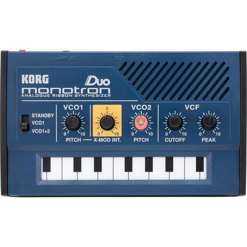 Modulo Sintetizador Monotron Duo - Korg