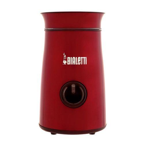 Moedor de Café Eletricity Vermelho Bialetti 110V
