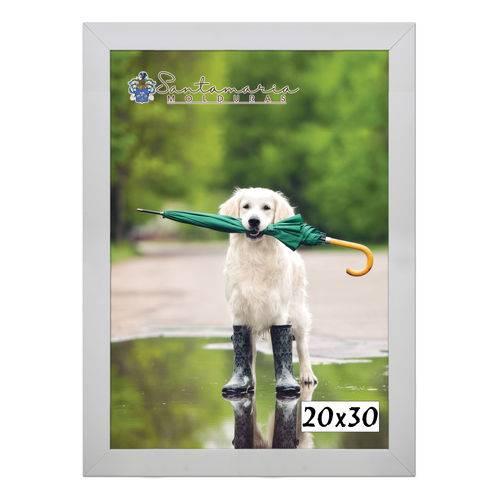 Moldura Porta Retrato 20X30 Branco