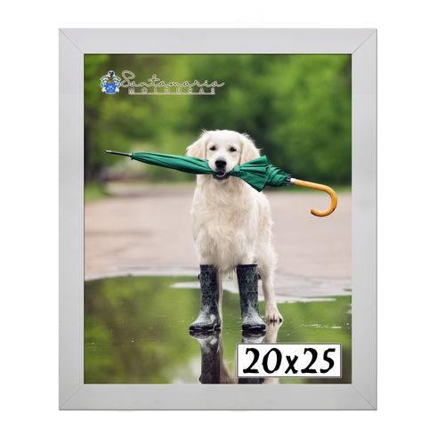 Moldura Porta Retrato 20X25 Branco