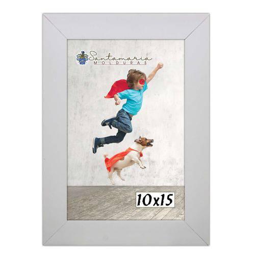 Moldura Porta Retrato 10x15 Branco
