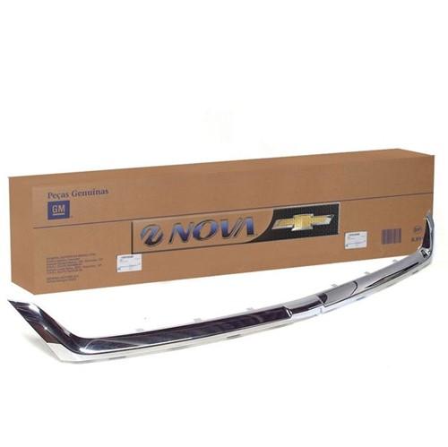 Moldura Superior Cromada da Grade Radiador 52074298 S10