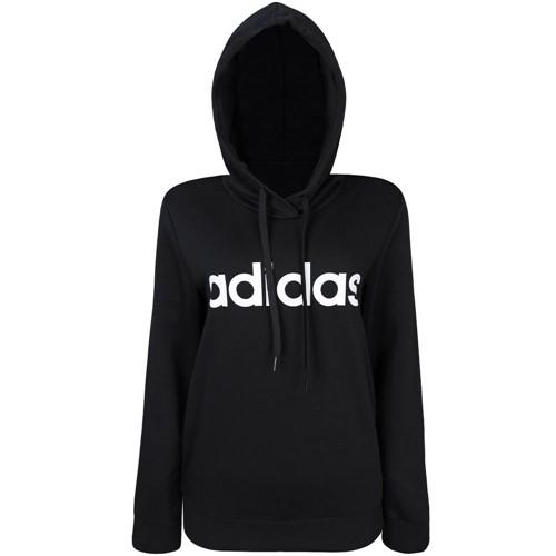 Moletom Adidas Feminino Essentials Linear DP2403