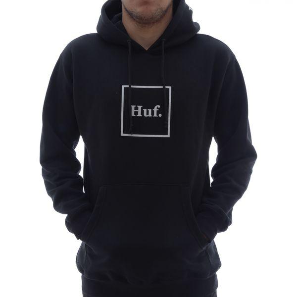 Moletom Huf Especial Outline Box Logo (P)