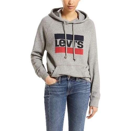 Moletom Levis Logo Sportswear - XS