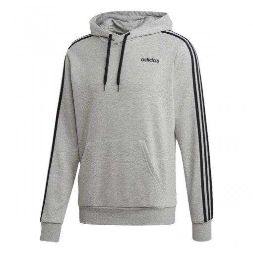 Moletom Masculino Adidas 3S com Capuz Dq3091
