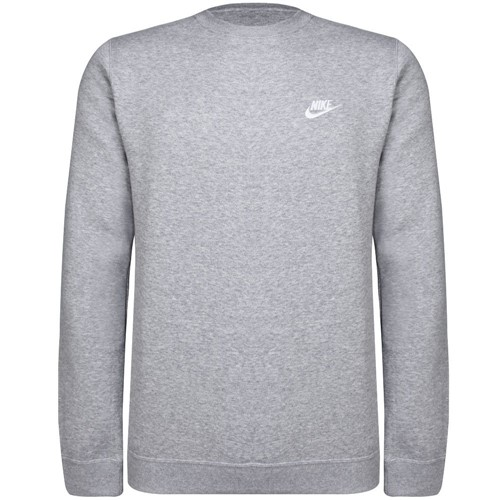 Moletom Nike Masculino Sportswear Crew Club 804340-063 804340063
