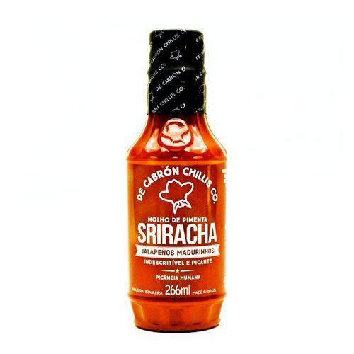 Molho Sriracha - de Cabron