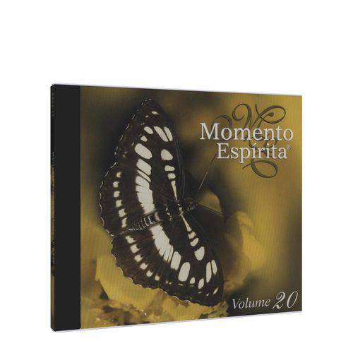 Momento Espírita - Vol. 20 [Cd]