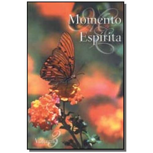 Momento Espirita Vol 03