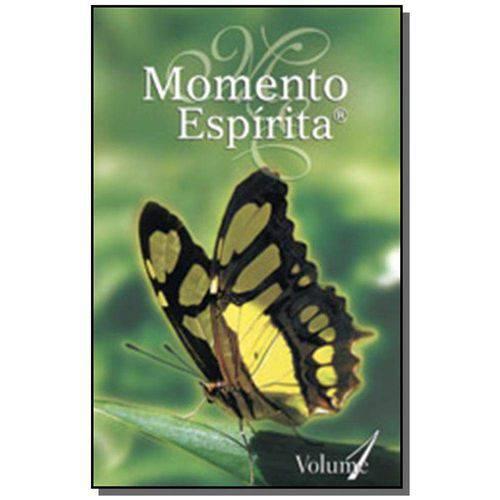 Momento Espírita - Vol. 1 14,00 X 21,00 Cm