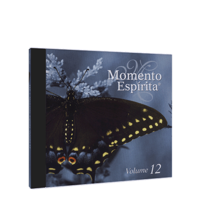 Momento Espírita - Vol. 12 [CD]