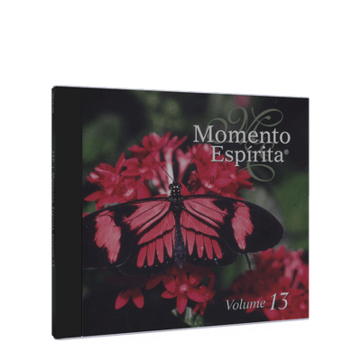 Momento Espírita - Vol. 13 [CD]