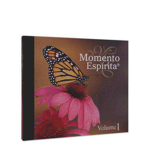 Momento Espírita - Vol. 1 [Cd]
