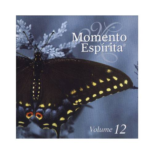 Momento Espírita - Vol. 12 Cd