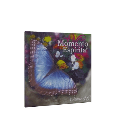Momento Espírita - Vol. 16 [CD]