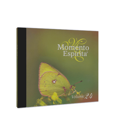 Momento Espírita - Vol. 24 [CD]