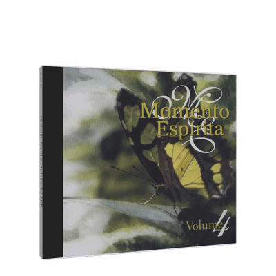 Momento Espírita - Vol. 4 [CD]