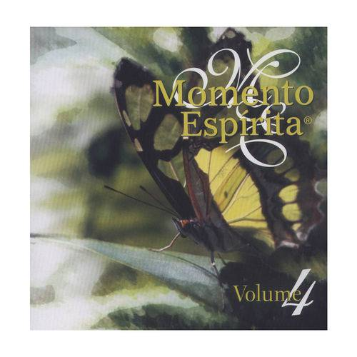 Momento Espírita - Vol. 4 Cd