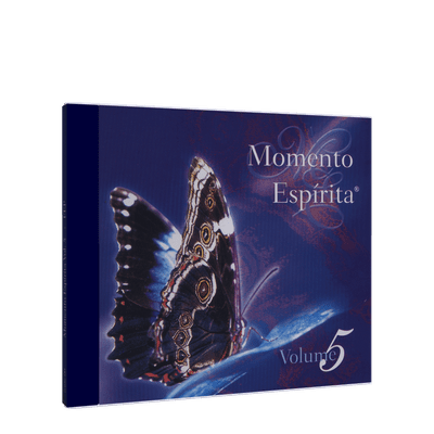 Momento Espírita - Vol. 5 [CD]