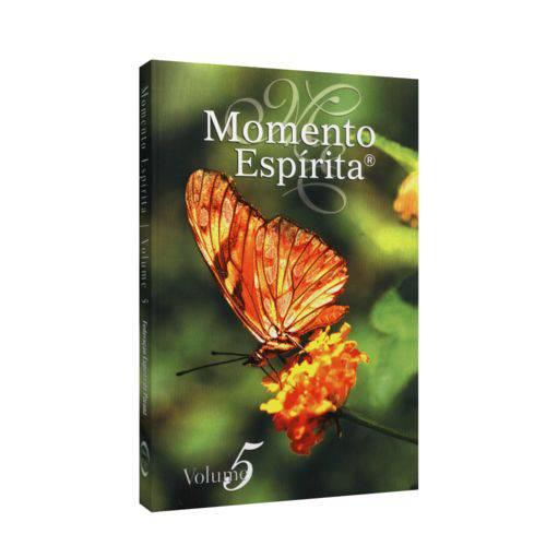Momento Espírita - Vol. 5