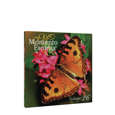 Momento Espírita - Vol. 26 [CD]