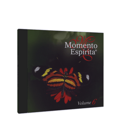 Momento Espírita - Vol. 6 [CD]