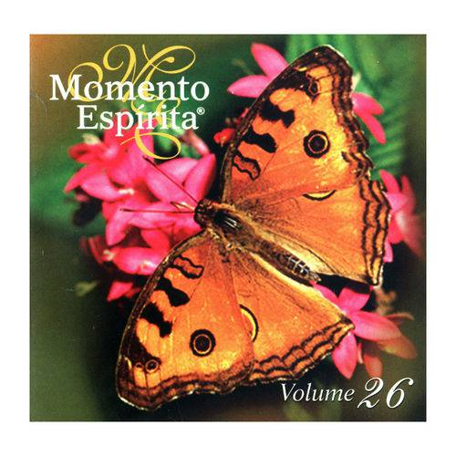 Momento Espírita - Vol. 26 Cd