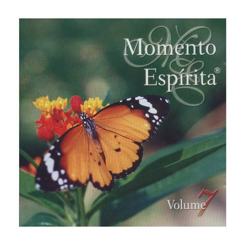 Momento Espírita - Vol. 7 Cd