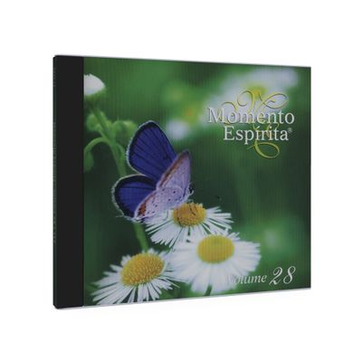 Momento Espírita - Vol. 28 [CD]