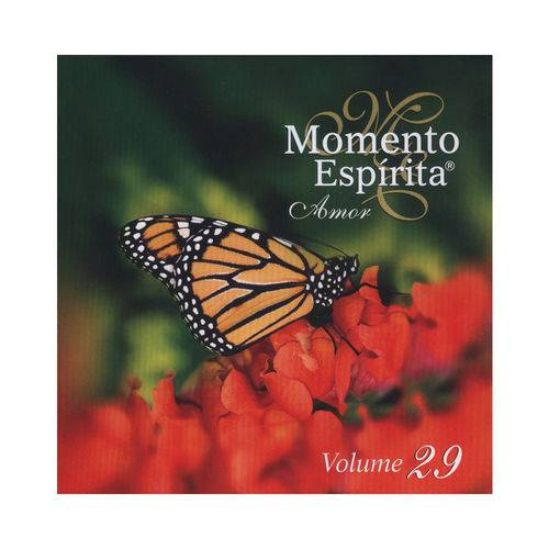 Momento Espírita - Vol. 29 - Amor Cd