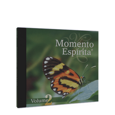 Momento Espírita - Vol. 2 [CD]
