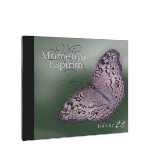 Momento Espírita - Vol. 22 [Cd]