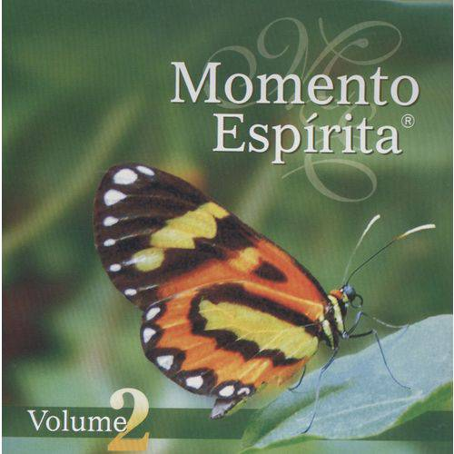 Momento Espírita - Vol. 2 Cd