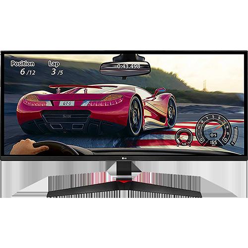 """Monitor Gamer LED 29"""" IPS 1ms Ultrawide Full HD 29UM69G - LG"""