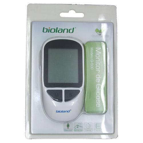 Monitor Glicose Bioland
