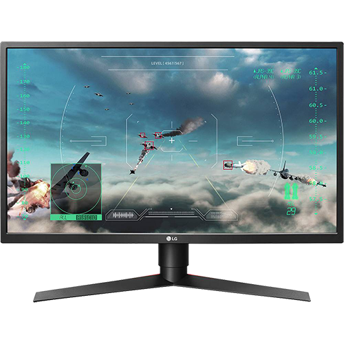 "Monitor LED Gamer 27"" LG 27GK750F 240Hz 1ms Free-Sync Full HD"
