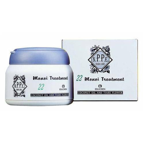 Monoi Treatment Nppe - Máscara Hidratante para os Cabelos 300ml