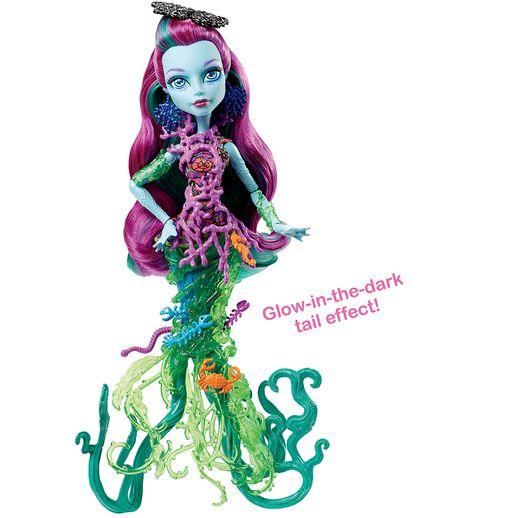Monster High a Assustadora Barreira Posea Reef - Mattel