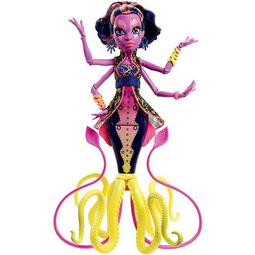 Monster High a Assustadora Kala Merri - Mattel